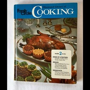 Vintage 1972 Family Circle Cookbook